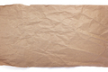 wrinkled or crumpled paper  on white background - PhotoDune Item for Sale
