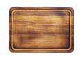 cutting board or tray on white background - PhotoDune Item for Sale