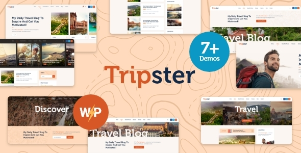 Tripster - Travel & Lifestyle WordPress Blog