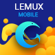 Lemux Network Mobile UX UI News and Magazine HTML Template - ThemeForest Item for Sale