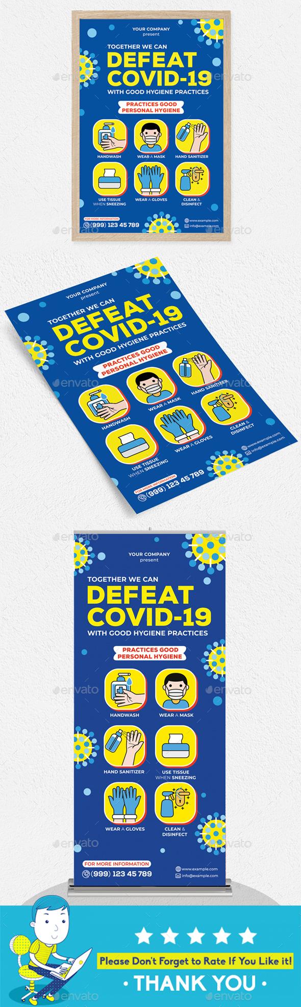 Defeat Covid-19 Campaign