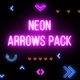 Neon Arrows Pack - VideoHive Item for Sale
