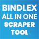 Bindlex All In One Scraper PRO - CodeCanyon Item for Sale