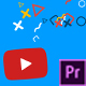 Quick Youtube Logo | For Premiere Pro - VideoHive Item for Sale