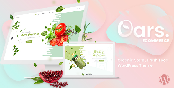 Oars - Organic Store WordPress Theme