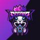 Esport Logo Skull Mask - GraphicRiver Item for Sale