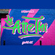 AtteThi Graffiti Style Font - GraphicRiver Item for Sale