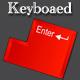 keyboard enter - GraphicRiver Item for Sale