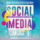 Social Media Webinar Flyer - GraphicRiver Item for Sale