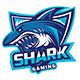 Sport Logo - Shark Game - GraphicRiver Item for Sale