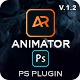 Animator Photoshop Plug-in for Animated Effects - GraphicRiver Item for Sale