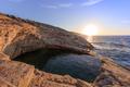 Giola, natural sea water pool. Thassos island - PhotoDune Item for Sale