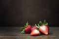 Fresh Ripe Strawberries Still Life - PhotoDune Item for Sale