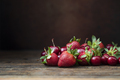 Fresh Strawberrys and Cherries - PhotoDune Item for Sale