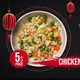 Asian Style Food Menu - VideoHive Item for Sale