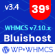 Bluishost - Responsive Web Hosting with WHMCS Themes