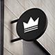 Store Sign Signage Logo Mock-up - GraphicRiver Item for Sale