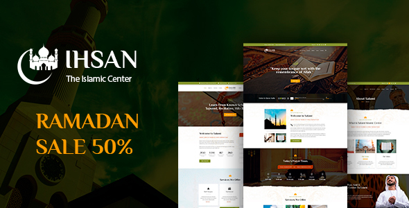 Ihsan – Islamic Prayer Center Preview