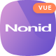 Nonid - Vue Nuxt SEO and Software Landing Page Template - ThemeForest Item for Sale