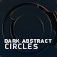 Dark Abstract Circles - VideoHive Item for Sale