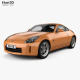 Nissan 350Z with HQ interior 2007 - 3DOcean Item for Sale