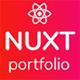 Nuxt | React Multi-Purpose Template - ThemeForest Item for Sale