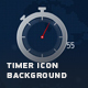 Timer Icon Background - VideoHive Item for Sale