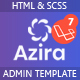 Azira – PHP Laravel Admin Template - ThemeForest Item for Sale