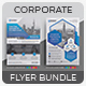 Corporate Flyer Bundle 18 - GraphicRiver Item for Sale