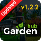 Garden HUB - Lawn & Landscaping WordPress Theme - ThemeForest Item for Sale