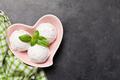 Vanilla ice cream scoops - PhotoDune Item for Sale