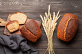 Homemade organic bread with seeds - PhotoDune Item for Sale