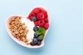 Healthy breakfast with granola, yogurt and berries - PhotoDune Item for Sale