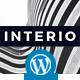 Interio — Architecture WordPress Theme - ThemeForest Item for Sale