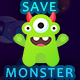 SAVE the MONSTER! Construct 3. PC, HTML5, Mobile+AdMob - CodeCanyon Item for Sale