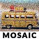 Falling Photos Mosaic Slideshow