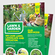 Lawn and Landscaping Flyer - GraphicRiver Item for Sale