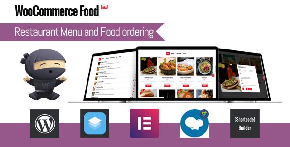 WooCommerce Food - Restaurant Menu & Food ordering Download