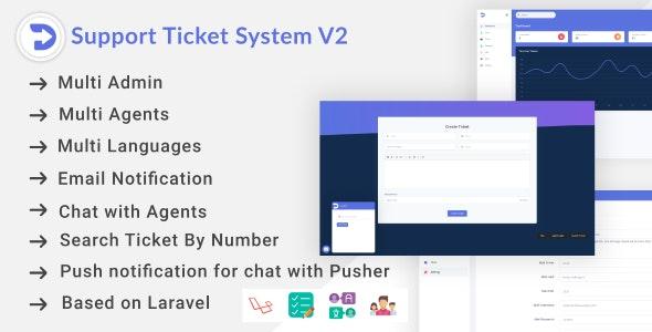 Support Ticket System V2 Download