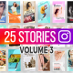 Instagram Stories Vol. 3 - VideoHive Item for Sale