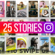 Instagram Stories Vol. 1 - VideoHive Item for Sale