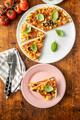 Tasty salami pizza. - PhotoDune Item for Sale