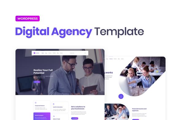 Download Elipso – Digital Agency Elementor Template Kit Nulled