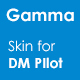 Gamma – is a beautifully crafted skin for DM Pilot. - CodeCanyon Item for Sale