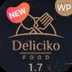 Deliciko - Restaurant WordPress Theme - ThemeForest Item for Sale
