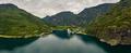 Aurlandsfjord Town Of Flam at dawn. - PhotoDune Item for Sale