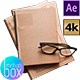 Books & Library Education Slides - VideoHive Item for Sale