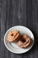 homemade old fashioned donuts - PhotoDune Item for Sale