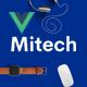 Mitech - Vue Nuxt JS Technology & Blog Template - ThemeForest Item for Sale