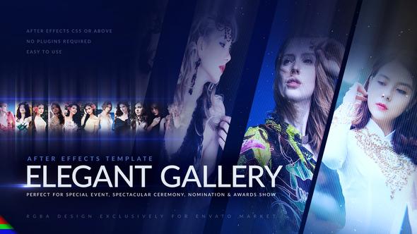Elegant Photo Gallery